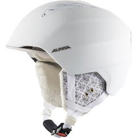Alpina Grand Ski Helmet, blanco